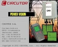 M90411 SOFTWARE POWER-VISION